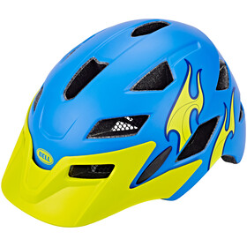 Bell Sidetrack Helmet Child matt blue